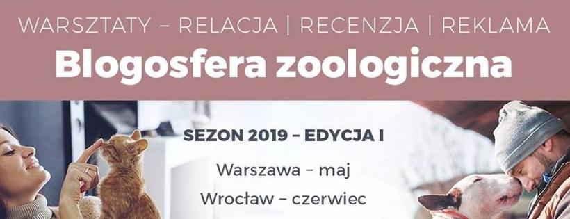 Relacja z Blogosfery Zoologicznej 2019