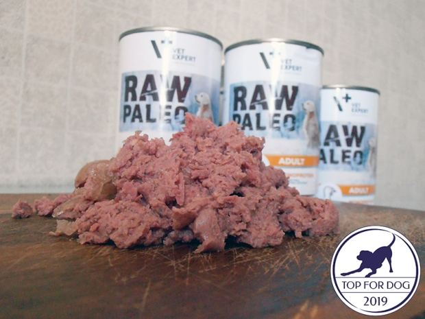 raw paleo vet expert top for dog